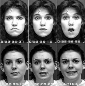 expression facial research